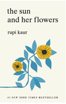 the sun and her flowers book cover.