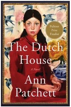 The Dutch House book cover.